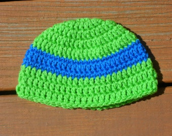 Crochet Boy Hat, Infant Beanie, Baby Stuff, Boy Baby Shower, Toddler Boy, Baby Items, Green Hat, Coming Home, Newborn Crochet, Etsy Hats