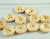 Wooden Buttons Size 16mm Pack of 10