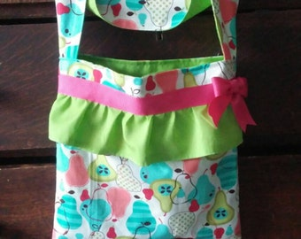 Perfectly Pear Girls Tote