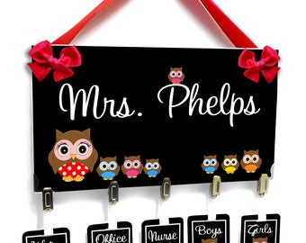 Hollywood Themed Film Take Classroom Hall Passes Sign