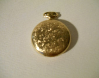 One (1), Hunter Case, Illinois, 7 Jewel, Gold Plated, Pocket Watch