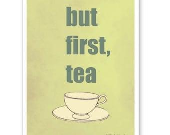 but first tea card -Tea Lovers, Thank You, Birthday, Friendship, Invitations, Foodie, Teapots, Christmas, Stationary, Friend, Tea, Tea Party