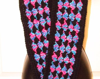 Stained Glass inspired Scarf