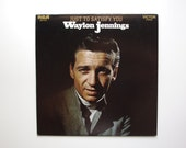 Just To Satisfy You - Waylon Jennings LP - 1969