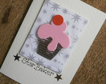 Star Baker card for any occasion