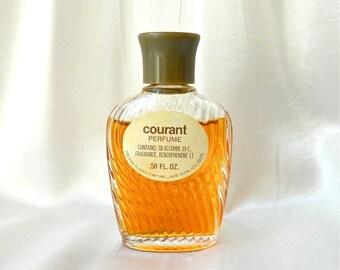 COURANT Helena Rubinstein Vintage Pure Perfume 1960s .50 oz Bakelite Cap