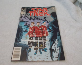 Vintage Comic Book-STAR TREK No 5- Feb 1990