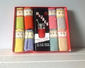 Hi-Jac King of Coasters Drink Cozies Coaster 1960s Barware New in Box