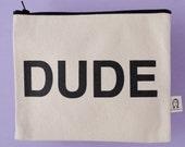 dude bag