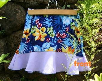"Hawaiian Running Skirt "" Lani """