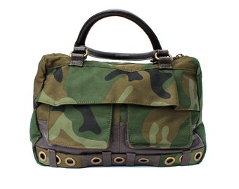 The Perfect Camouflage Handbag