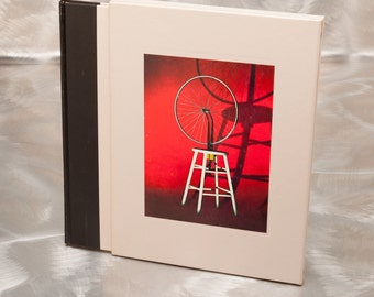 The World of MARCEL DUCHAMP -  Time Life Books - Fantastic Art Reference Book - Surreal  - Salvador Dali