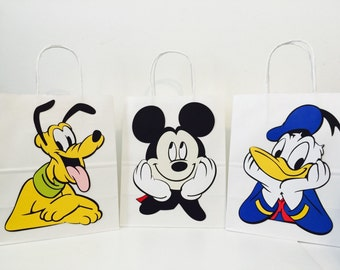 MICKEY MOUSE and FRIENDS inspired goodie bag