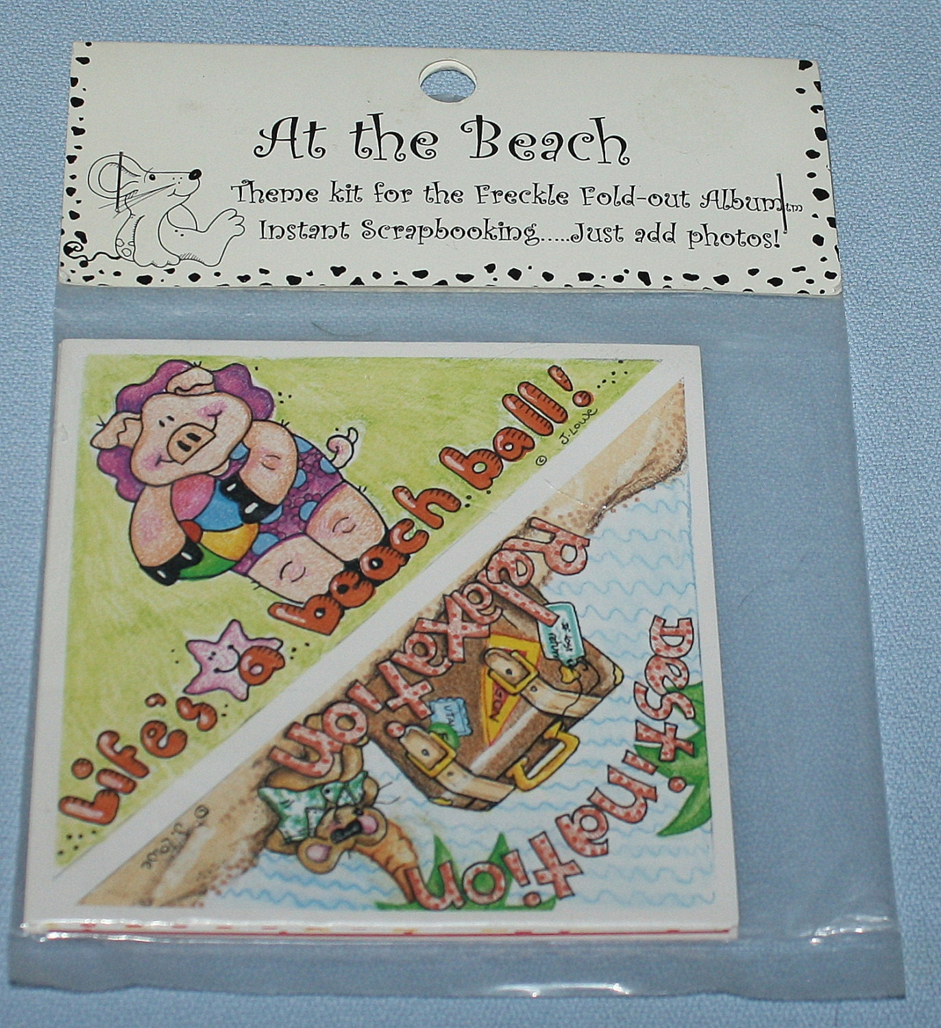 Freckle Press At the Beach Theme Kit Scrapbooking Quotes  Beach Quotes And Sayings For Scrapbooking