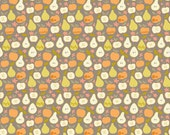 Half Yard Clementine by Ana Davis - In the Orchard Taupe (113.104.06)