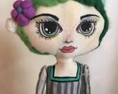 Cloth Doll Elspeth