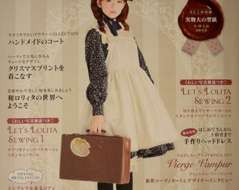 Gothic Lolita Fashion Book Vol 6 - Japanese Craft Book