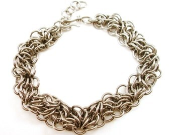 Chainmail Bracelet Stainless Steel