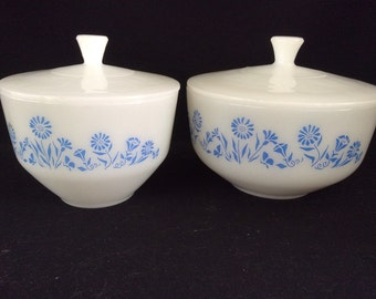 federal vintage federal bowl set