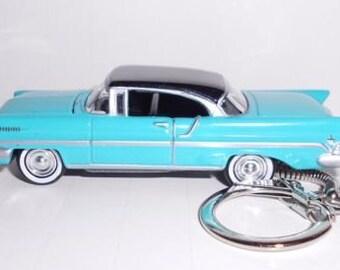 1957 Lincoln Premiere Key Chain