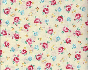 Petite Floral from the 30's Collection by Atsuko Matsuyama for Yuwa of Japan