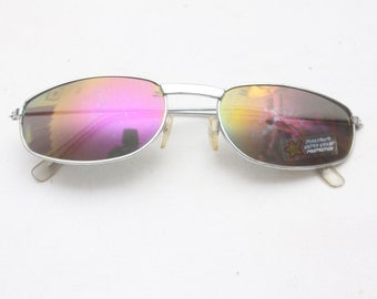 """Rare 90's Vintage """"MAX""""  Oval Sunglasses with Polarized Lenses"""
