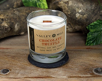 ChocolateTruffle Soy Candle