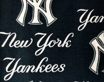 New York  Yankees  Fabric. (By The Yard)