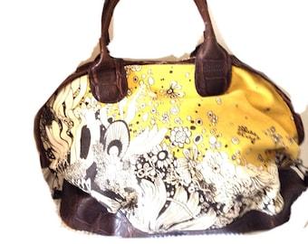 Designer bag yellow