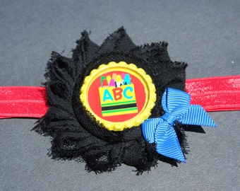 Back To School Headband