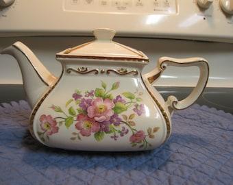 Vintage English Tea Pot 1970,s