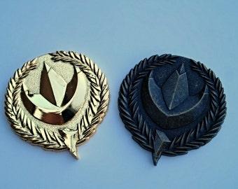 Dragon Caesar Power Tokens Ranger Prop Cosplay Coin Not Morpher Functional-Set
