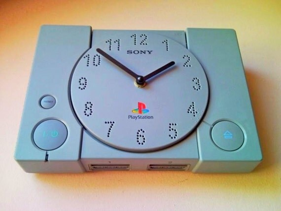 Sony PlayStation 1 PS1 PlayStation1 fat retro by CreativeFunny