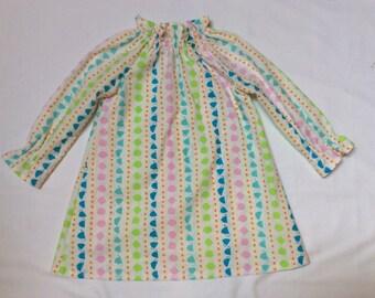 Little teapot handmade dress