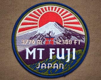 Mt Fuji Patch