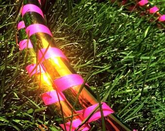 Solar Beginner Hula Hoop Infinity Collapsible Hoop