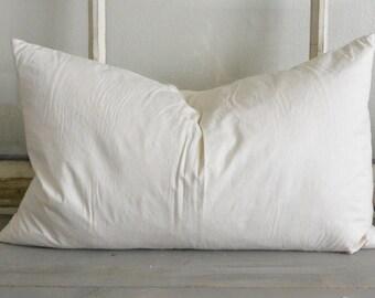 """16"""" x 26"""" Pillow Insert"""