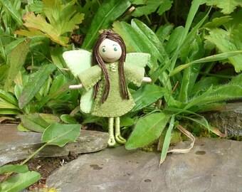 Fairy Bendy Doll - Forest Fairy