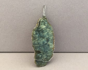 Turquoise River Rock