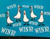 Epcot Disney World Drinking Around the World shirt  - Finding Nemo Themed Wine shirt