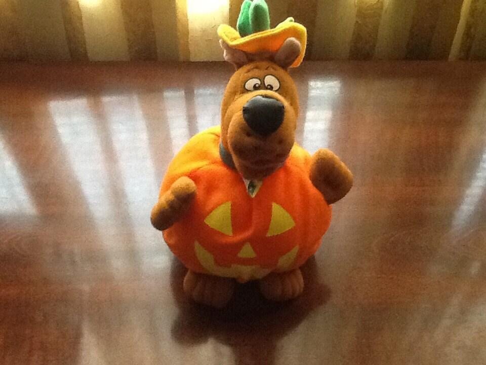 Scooby doo k rbis halloween tischdekoration - Tischdekoration halloween ...