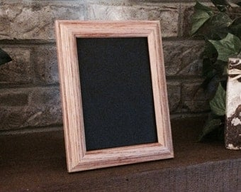 Wooden Oak Picture Frame 5x7