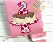 Custom Girls Pink Pancakes and Pajamas Birthday PJs - Pancake and PJs Party Pajamas