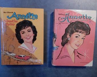 Annette 1960's Whitman Books