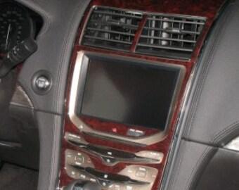 Lincoln MKX 2011 2012 2013 2014 2015 2016  SUV Basic Interior Set Wood Dash Trim Kit 28 Pcs