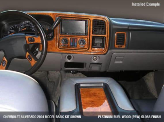 Chevrolet Chevy Silverado Sierra 1999 2000 2001 2002 Interior