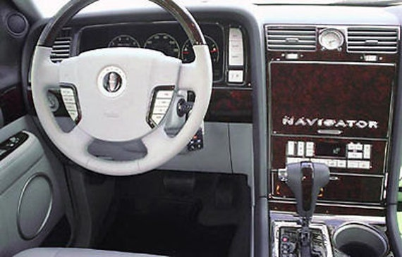 Lincoln Navigator 2003 2004 Suv New Style Full Interior Set
