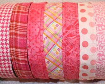 Pink No Slip Headbands