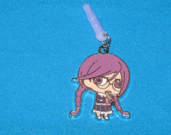 Dongan Ronpa > Touko Cell Phone Dust Plug Charm Attached