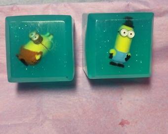 Minion Fun Soap From WTF Soap!